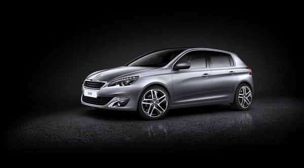 фотографии Peugeot 308 2013 года