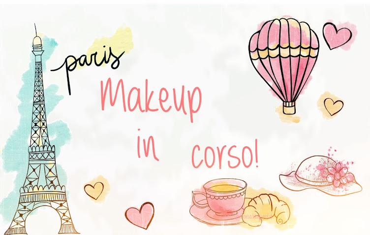 Make-Up in corso!