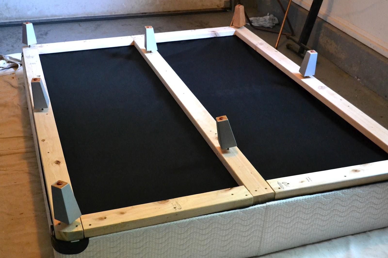 heidi schatze lego vaughn upholstered box spring. Black Bedroom Furniture Sets. Home Design Ideas