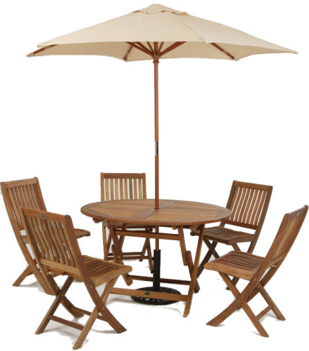 garden furniture umbrella