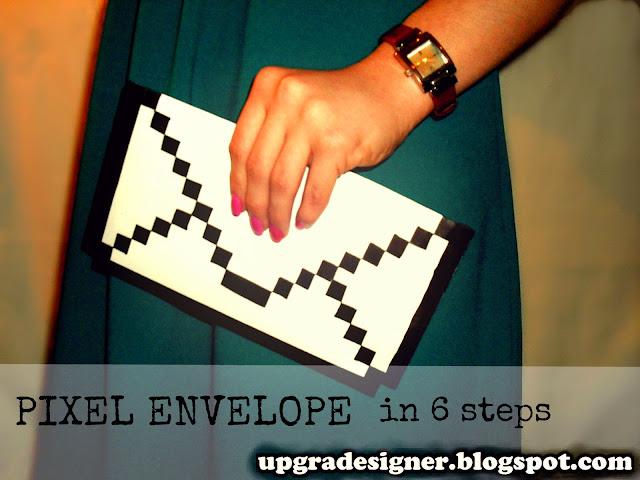 pixel envelope design