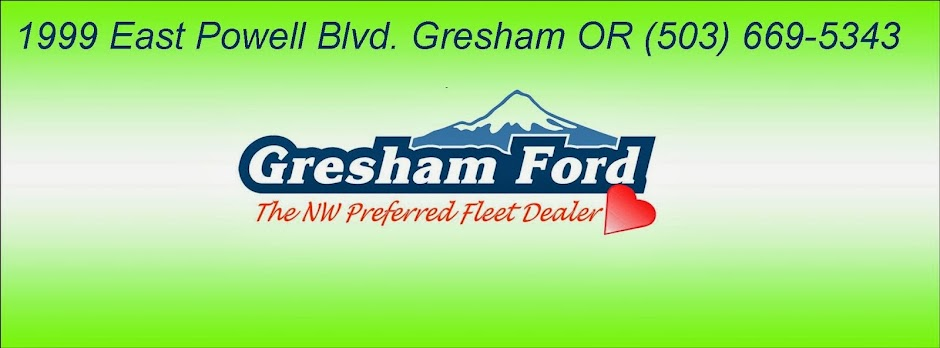 Gresham Ford Fleet Serving Portland's Electric Car Buyer