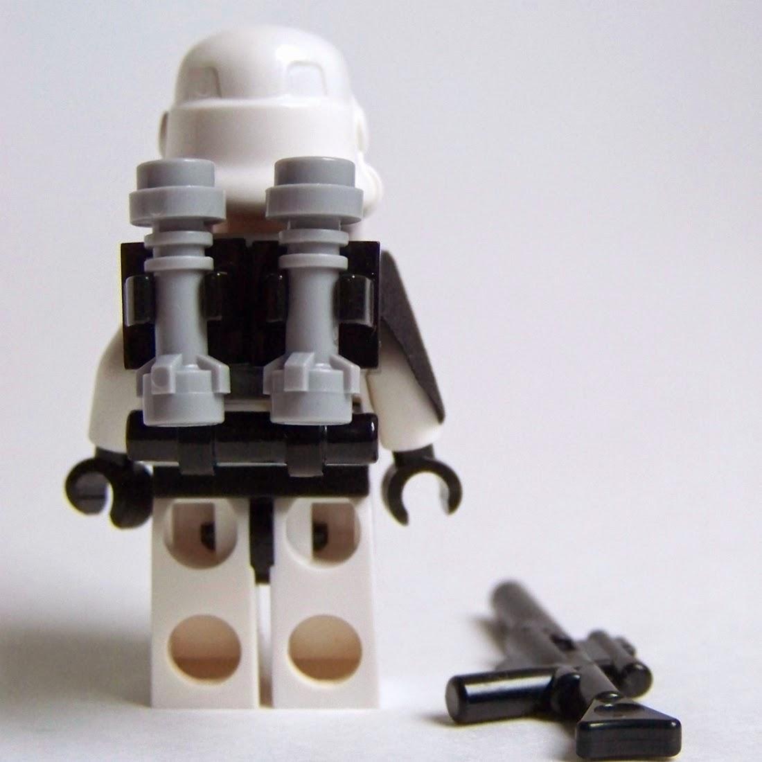 LEGO Sandtrooper 2014