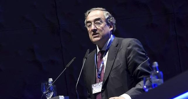 El gobierno reclama a la patronal ceoe 12 1 millones en for Horario oficina inem madrid