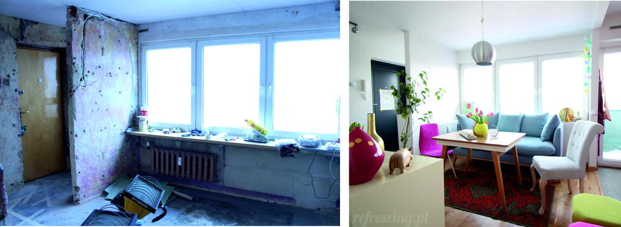 Home Refreszing Mieszkanie Po Remoncie Odcinek Drugi Salon