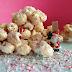Popcorn à la canne de noël