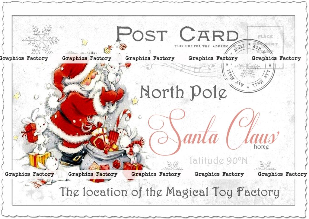 Christmas Post Cards