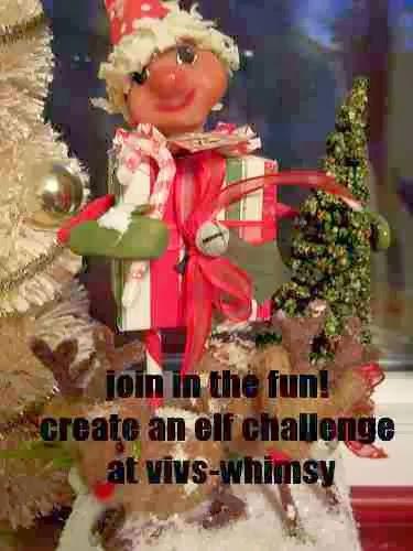 Viv's Elf Challenge