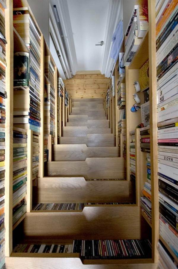 tangga-rak-buku