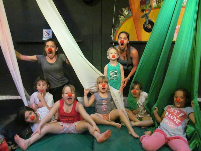 Clases de Circo para Chicos