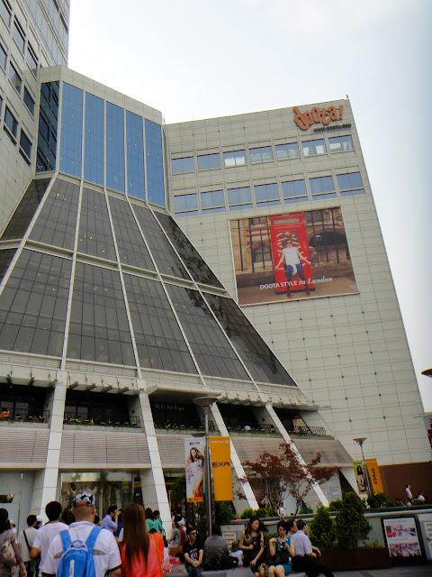 Doota at Dongdaemun Seoul