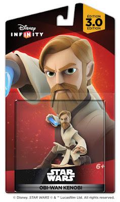 JUGUETES - DISNEY Infinity 3.0 : Star Wars  Obi-Wan Kenobi | Figura - Muñeco - Videojuego   A partir de 6 años | Comprar en Amazon