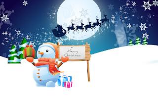 snowman merry christmas (22)