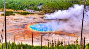 inminente explosión del volcán Yellowstone
