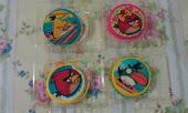 Edible Image -Angry Birds