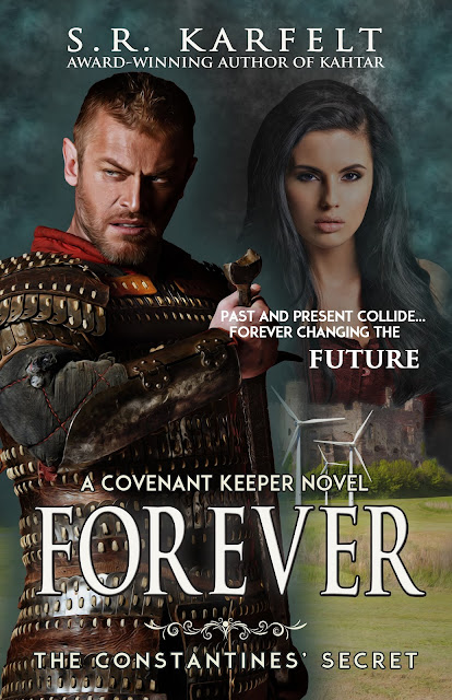 A Covenant Keeper Novel, S.R. Karfelt, Kahtar