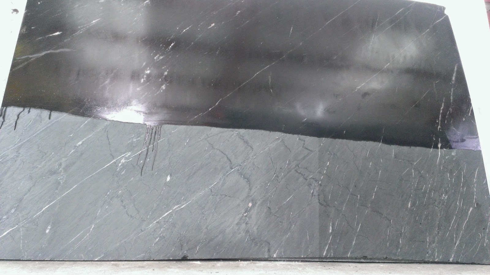 What kind of oil to use for your soapstone countertops.   CROCODILE Soapstone Oiling on