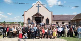 Ionel Tuțac — Un grajd a fost transformat în casă de rugăciune