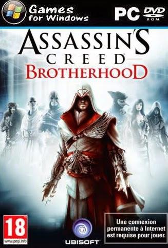 Gratis Assassins Creed: Brotherhood Full PC Games Download