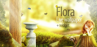 Flora Live Wallpaper + Widget v1.0.1