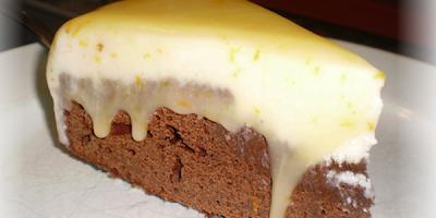 receta tarta de chocolate al queso