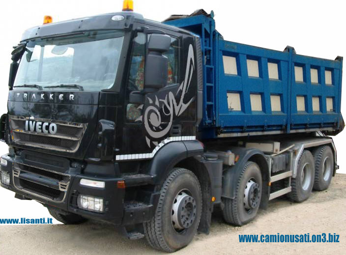 Iveco trakker ad410t45 manual big axle euro 5 2012 for Quotazione ottone usato al kg