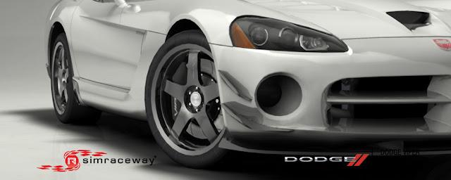 Simraceway nuevo coche Viper