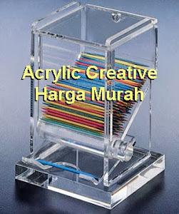 Pusat Acrylic Murah