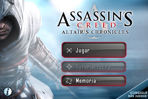 ANDROID] Assassin's Creed Altair Chronicles apk