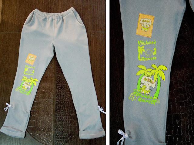 Спортивные штаны для мальчика своими руками 96