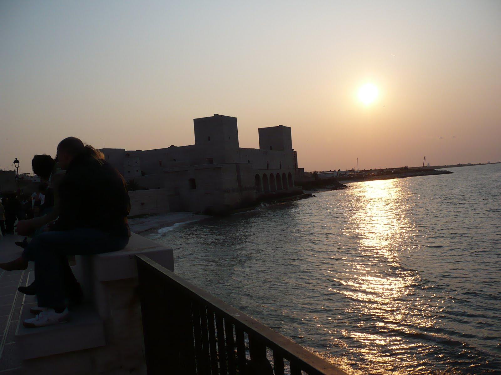 tramonto tranese