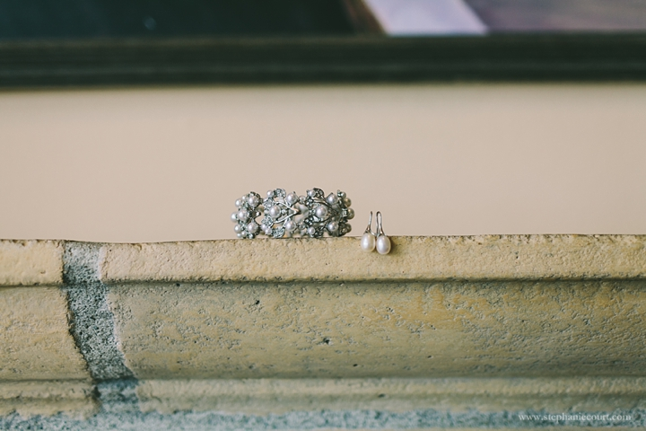 """diamond and pearl bridal jewelry"""