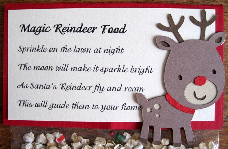 Reindeer Poem Reindeer Food Search Results Calendar 2015