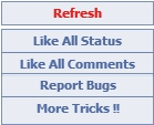 facebook like all window