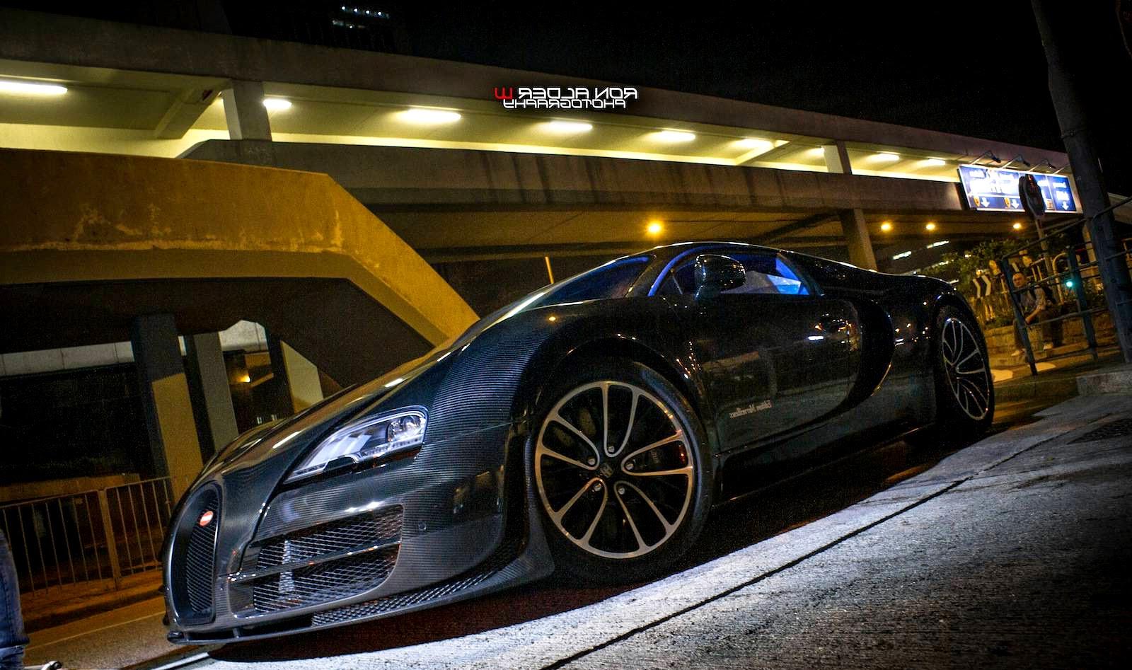 Bugatti Veyron Merveilleux Edition