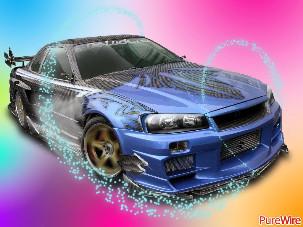 nissan skyline wallpapers