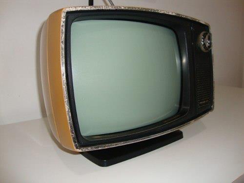 Da sua poca 1970 tv philips girat ria - Television anos 70 ...