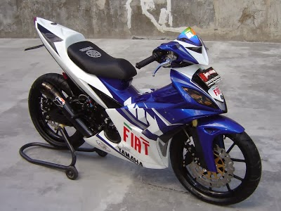 Foto Modifikasi Yamaha Jupiter MX Terbaru 2013