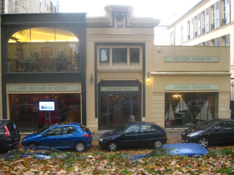 Hotel Des Ventes Drouot Paris