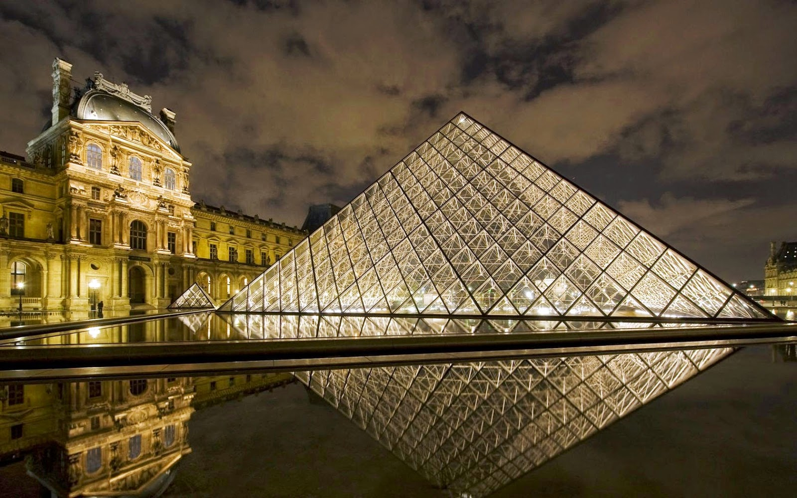 Paris and its inescapable