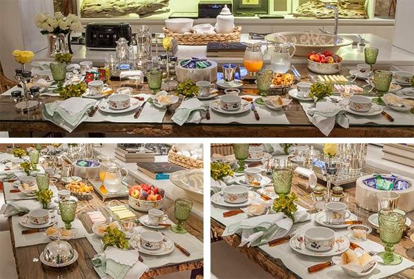Theodora Home mesa café da manhã: dicas e detalhes