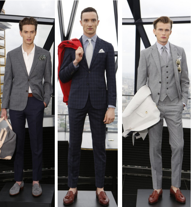 hardy amies mens spring 2014 suits