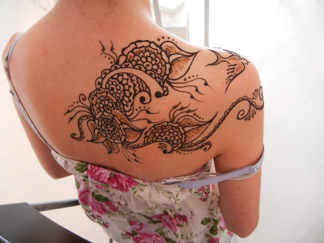tattoos about temporary henna tattoos and body art