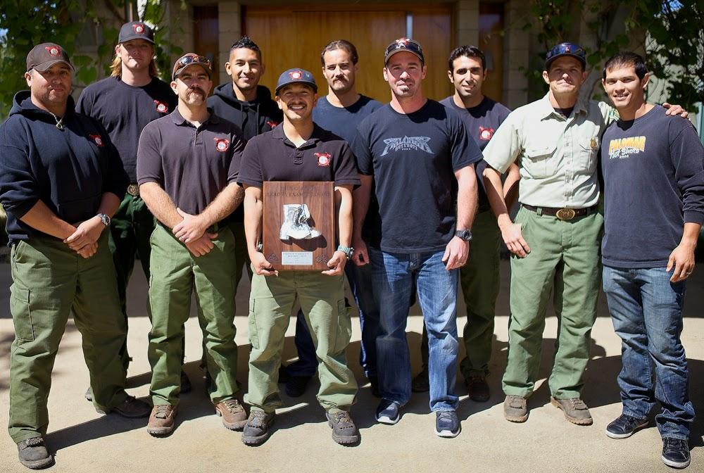 Palomar Interagency Hotshot Crew