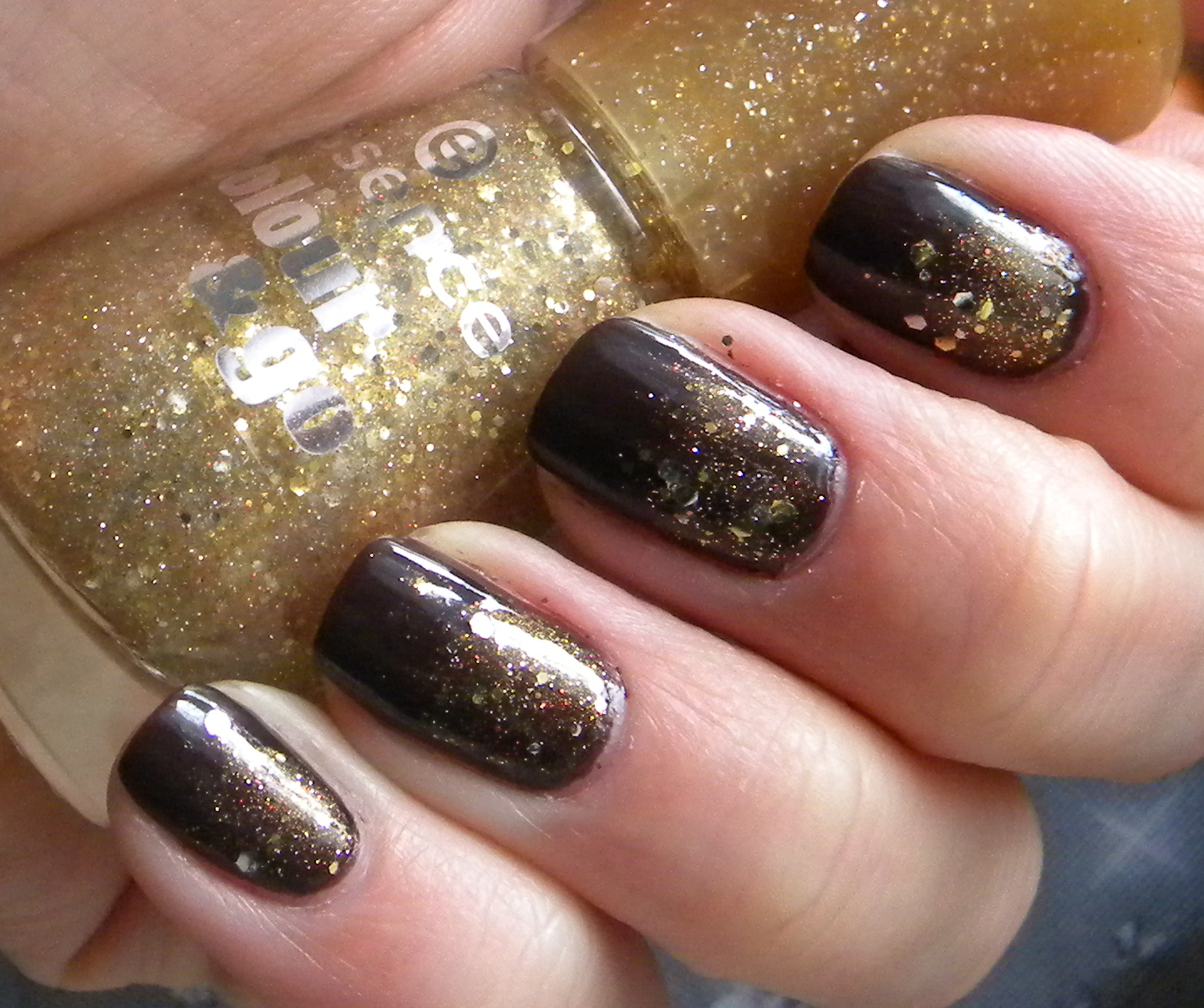 Essence Color&Go 121 gold fever