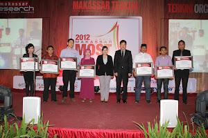 Makassar Most Favourite Award Culinary 2012