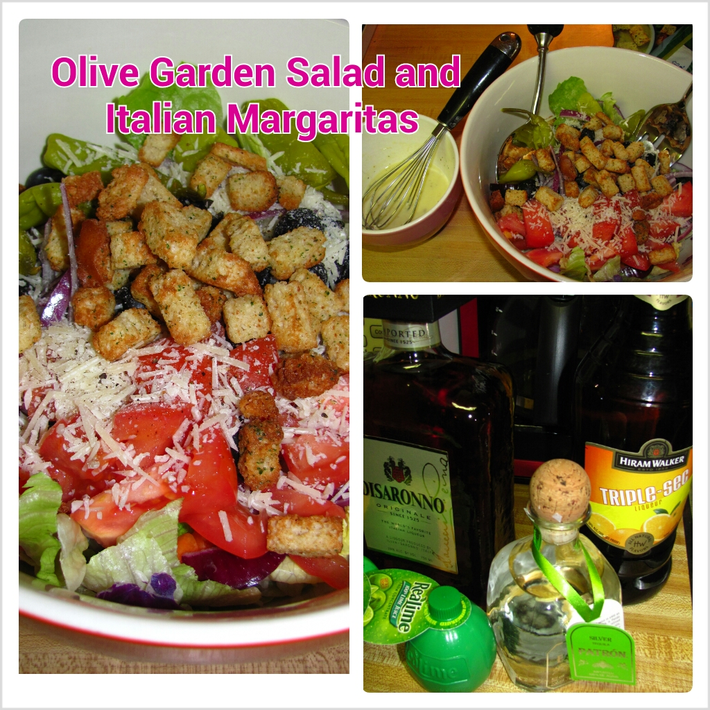 For The Love Of Food Olive Garden Salad Dressing And