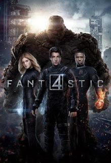 Nonton Film Fantastic Four (2015)
