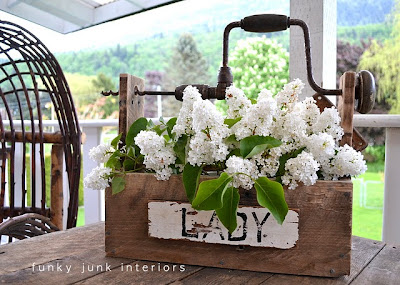 Get The Complete DIY Instructions At Funky Junk Interiors.