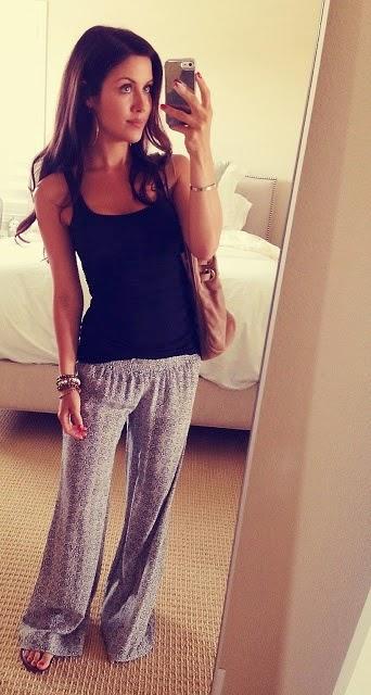Top warm Pants